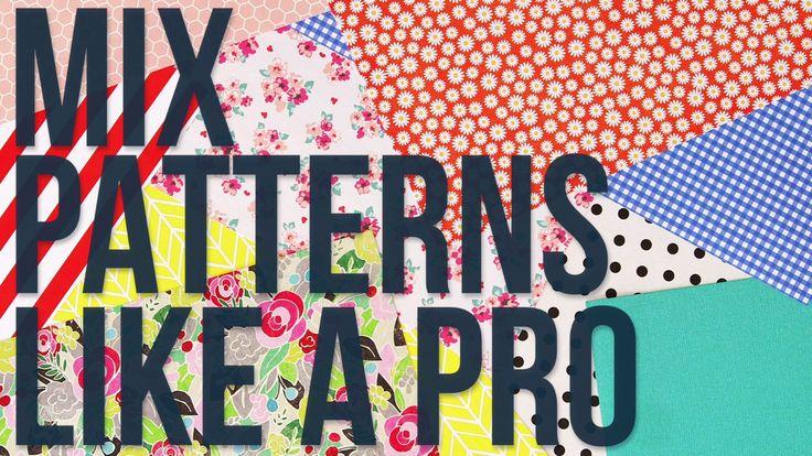 Mix Patterns Like a Pro