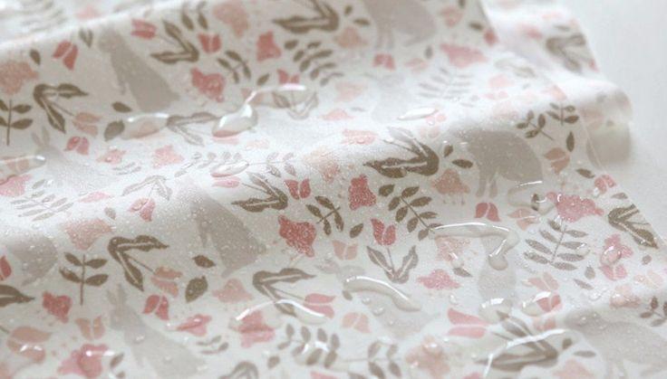 1Y Laminated Fabric : Rabbit - Dailylike Canada