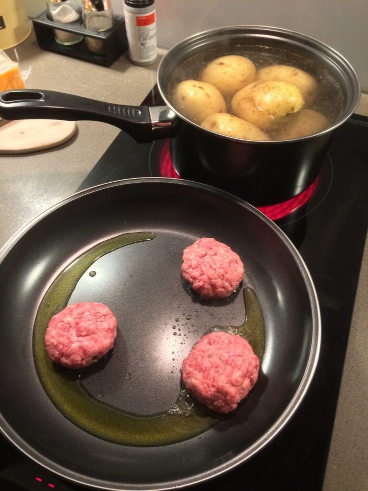Meatballs London style