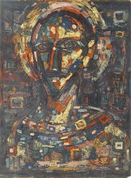 f n souza pinterest indian artist portrait paintings and artist