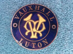 The VAUXHALL MOTORS LTD. started car production in London in 1903.  They moved to LUTON in 1907 where they produced cars until 2002.  The co...