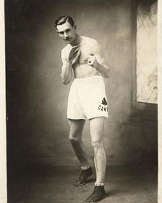 Raymond Smillie: born January 18, 1904 born in #Toronto, #Ontario and as an amateur #boxer he compiled a record of 62-5. In 1925 he became the #Canadian amateur welterweight champion. At the 1928 Summer #Olympics in #Amsterdam, #Netherlands,  he won a bronze medal for #Canada. He will be inducted into the Ontario Boxing Hall of Fame on Saturday, May 27th,  2016  #dameonokposio #DOcrew #fightfamily #btbmag #doboxingsales #doboxingclub #fightgame #thesweetscience
