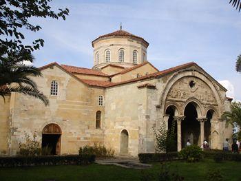 Trabzon AyaSofya Kilisesi Müzesi