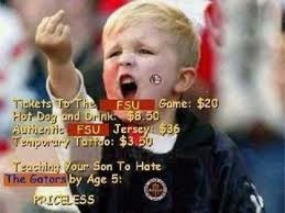 Haha fsu baby!Fabulous Parents, Future Sons, Kids Hate, Seminoles