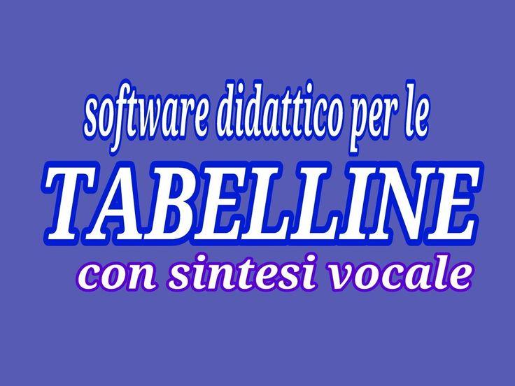 Per scaricare il download:https://sellfy.com/p/ypXb/ per tablet: http://www.hardware-programmi.com/esercizi-matematica-scuola-per-imparare-tabelline-su-an