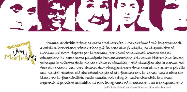 #Mostrami 6 - giovani artisti per valorizzare la #donna! 11 e 12 Maggio - Milano - http://www.mostra-mi.it/main/?page_id=4768