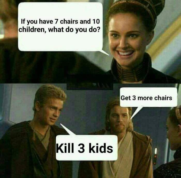 Anakin, please!