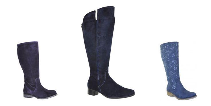 12 marques de bottes mollets larges pour l'automne 2016