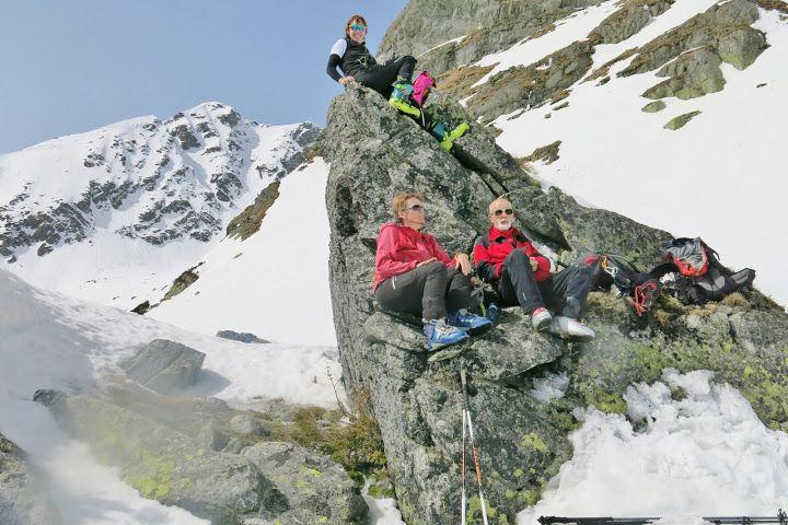 Jarná lyžovačka v Žiarskej doline - Jena - Webové albumy programu Picasa