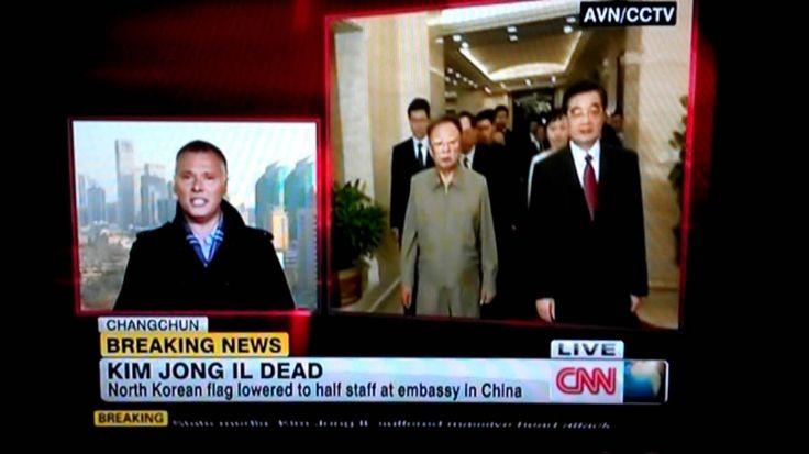 WHITE Technologies 2033: СРОЧНО: Умер Ким Чен Ир