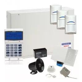 Bosch Solution 6000 Alarm System with 3 x Gen2 Tritech Pet Friendly Detectors…