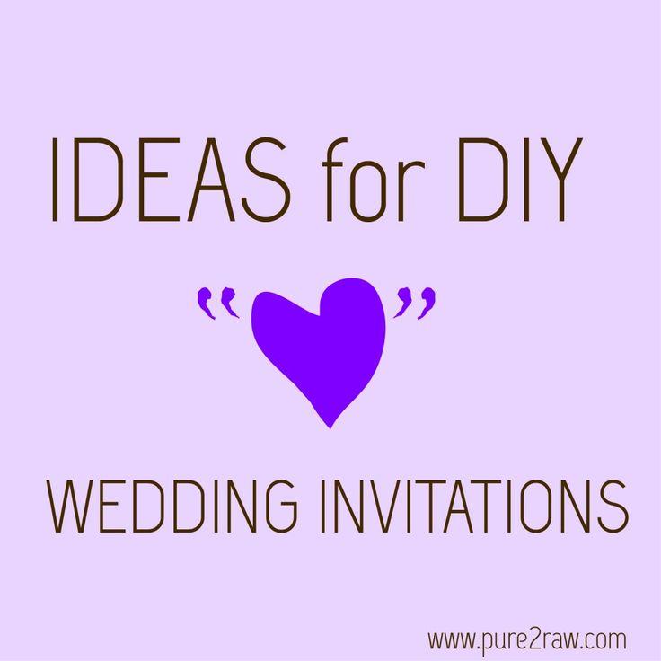 124 best Wedding invite ideas images on Pinterest