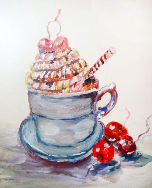 Виртуальное чаепитие - самые вкусные осенние рецепты на Блоги Мам