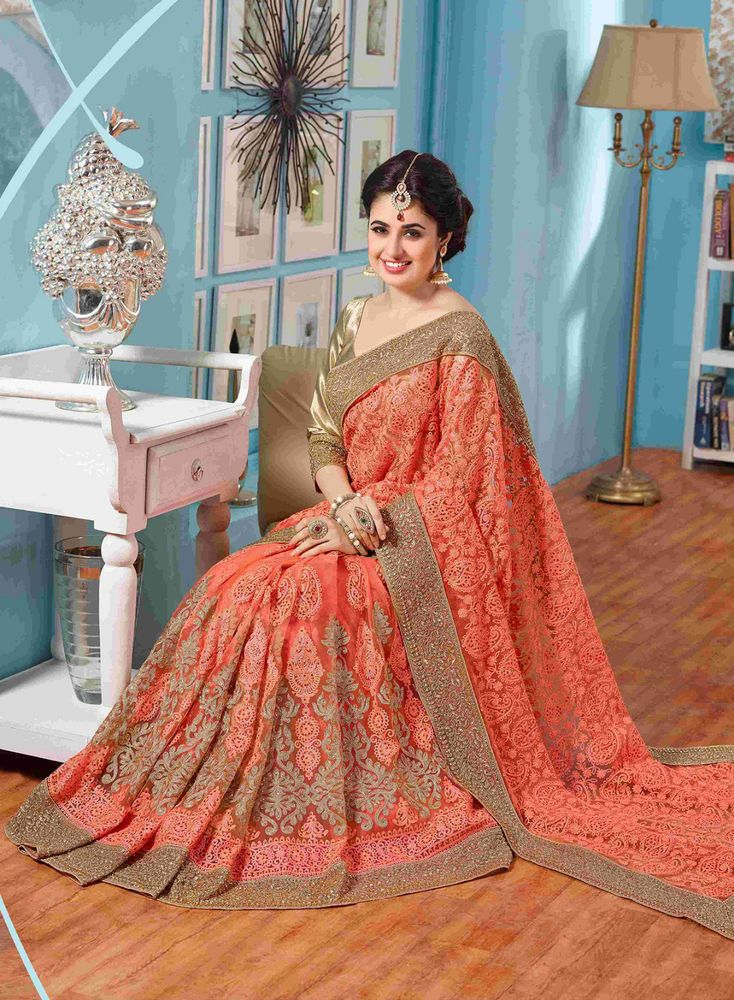 Bollywood Women Latest Designer Saree Party Wear Lehenga Indian Pakistani Sari
