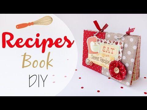 Master: Ricettario a schede - Recipes book with cards DIY♥