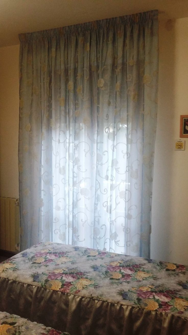 Tende Per La Camera Da Letto su Pinterest  Tende fai da te, Tende da ...