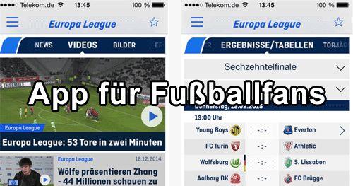 Kostenlose Sport App