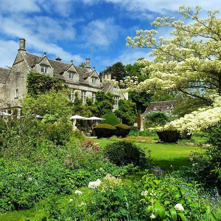 Marvelous Barnsley House Hotel u Spa Cirencester England cotswolds cirencester cotswoldswedding