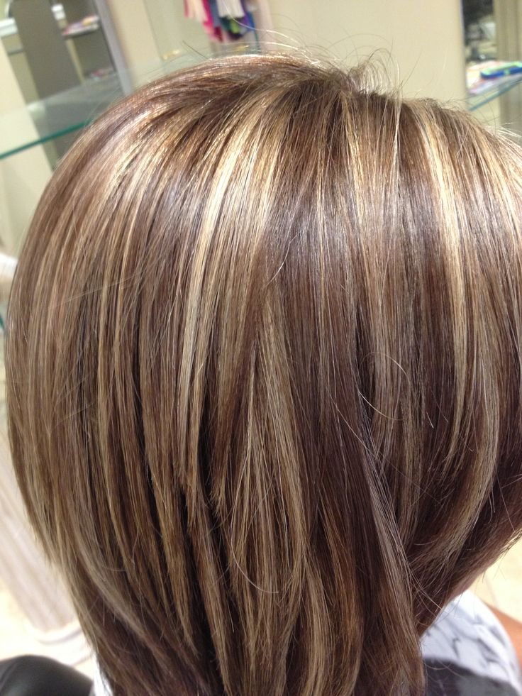 Highlights All Over Color Hair Pinterest Of All Over Hair