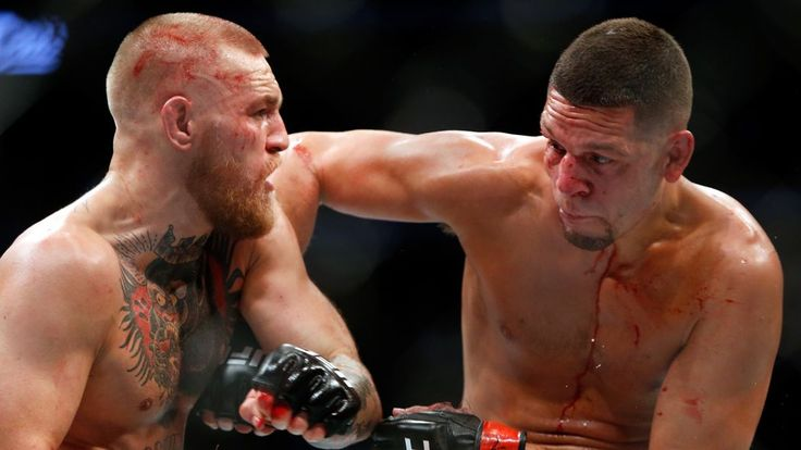 Watch Conor McGregor vs Nate Diaz 2 full fight video highlights online (YouTube)…