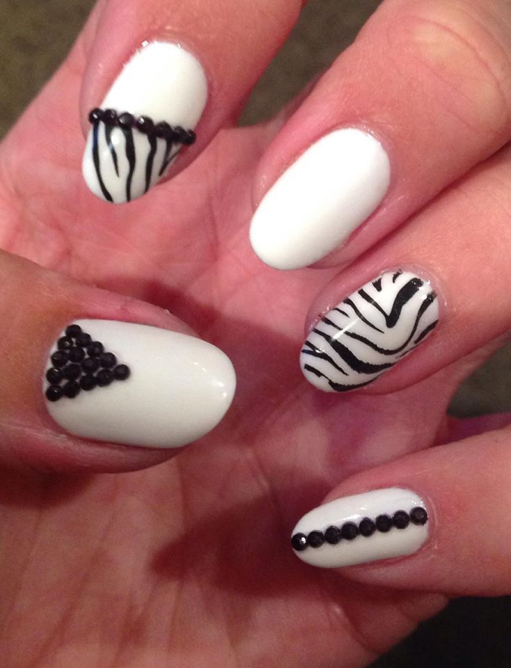 We love this work from Nikki our amazing Christchurch Nail technician educator :)
