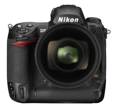 Nikon D3s (my go-to camera for sports and low-light photography)