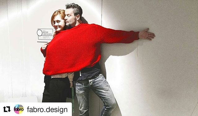 #Repost @fabro.design  #enjoychiostro #ErwinWurm #oneminutesculpture