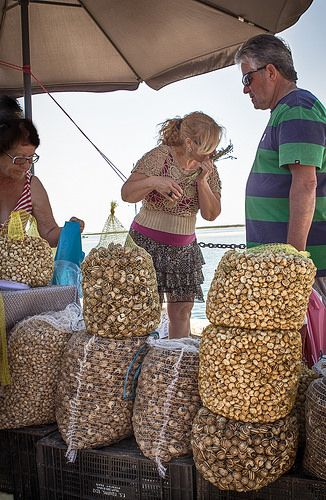 Olhao Market, Algarve, Portugal by silkefoto