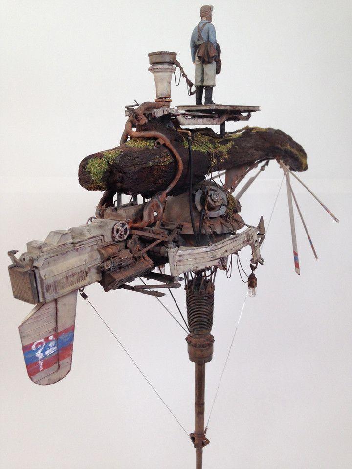 TINAMI - [モデル]竜木船