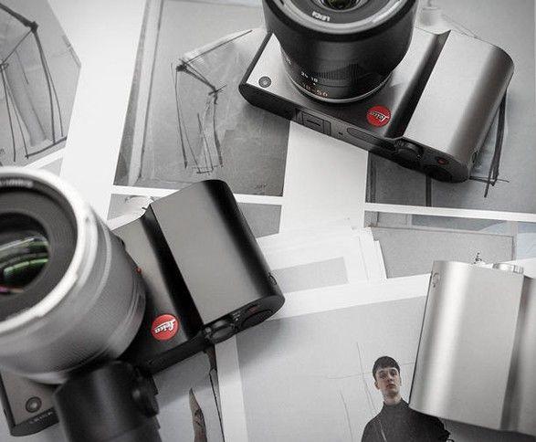 A Câmera Leica apresenta o Sistema TL: As melhores artes - unidas para a sua criatividade. A Câmera Leica TL une as melhores artes da engenharia de precisão e artesanato premium em uma síntese de design minimalista e facilidade de uso e o manusei
