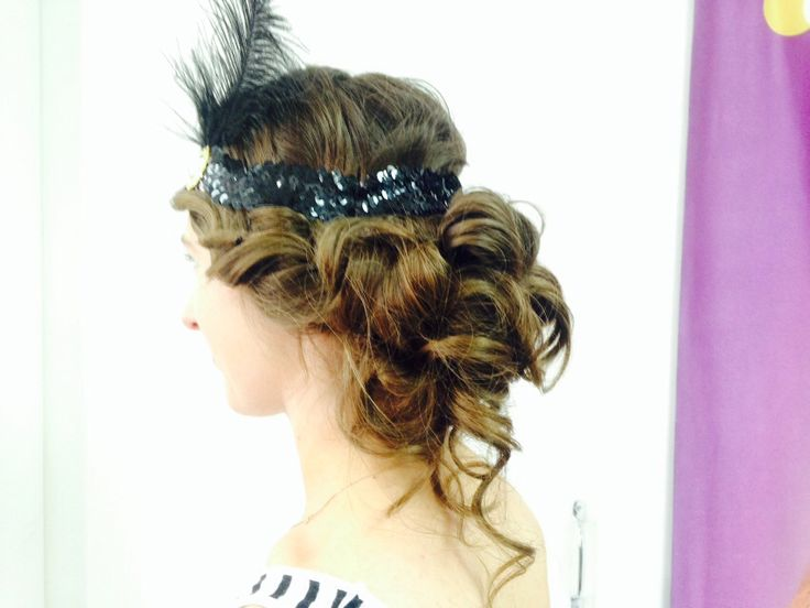 Vintage Hair / Upstyle by AmberD @subehair