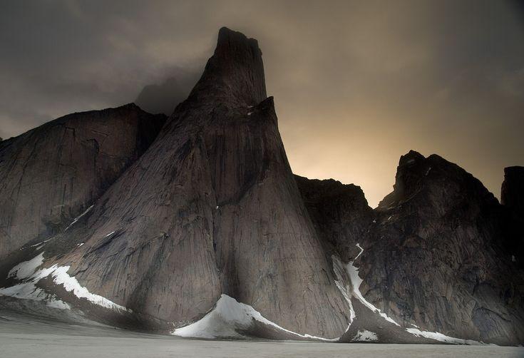 Mount Asgard, Baffin Island, Nunavut, Canada