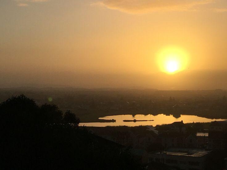 Cape Town - Sunrise