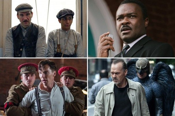 2015 Oscar nominations: Complete list; 'Selma' snubbed; 'Birdman' and 'The Grand Budapest Hotel' lead with nine - The Washington Post