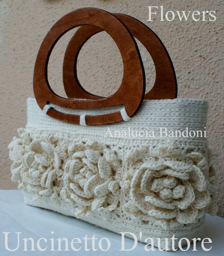 #crochet #bag #uncinetto #borsa #bolsa