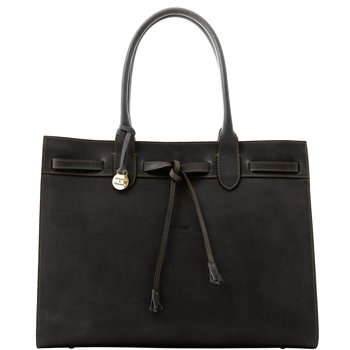 $495 scares me away, I'll just drool over the pic: Bourke Alto, Coach Pur, Dooney Bourke, Black Pur, Tassels Bags, Alto Large, Large Tassels, Black Leather Bags, Purses