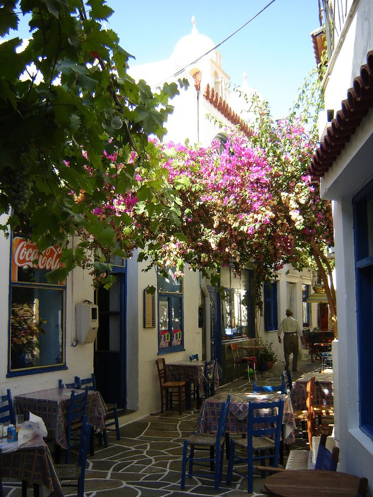 Greek Islands...what a great setting for a time of relaxing