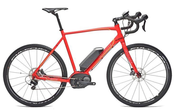 Gitane GRAVEL Bosch Performance Road Bike 400WH