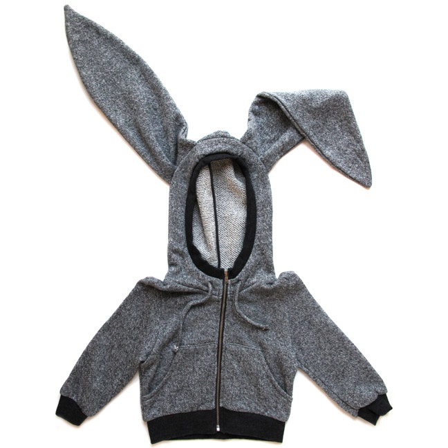 Talc / Rabbit Ears Hood