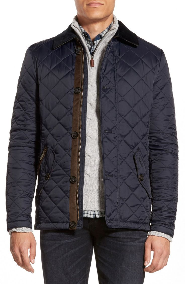 Best 25 Quilted Mens Jacket Ideas On Pinterest Mens
