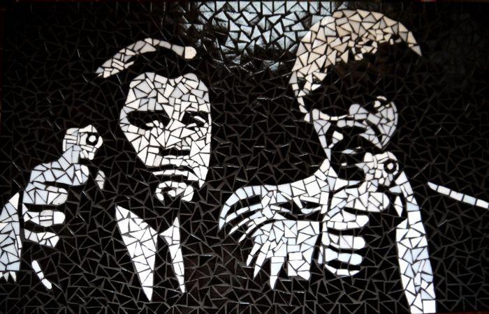 Ponyvaregény mozaik