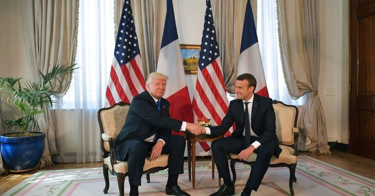 Paris, much maligned by Trump, set to welcome him