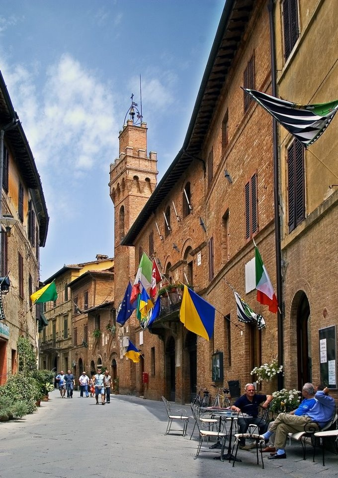BUONCONVENTO    Click LIKE on www.facebook.com/amazingtuscany and SHARE. pinned with Pinvolve