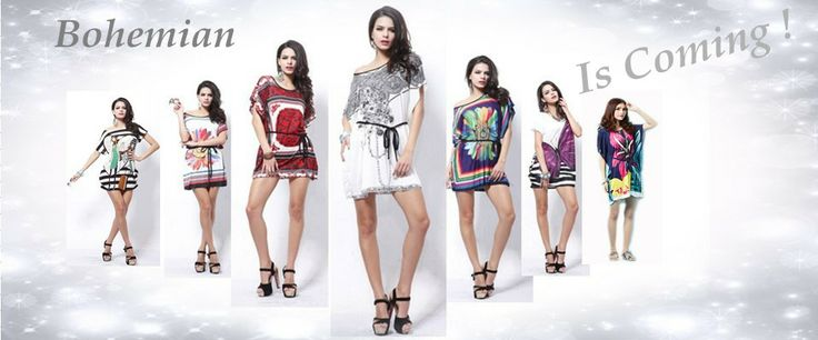 Bohemia Dress Banner Banners For Wowan Fashion Clothes Pinterest Dresses Bohemia And Banners