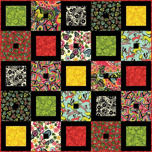 Free Quilt Patterns From Pinterest : FREE quilt pattern: