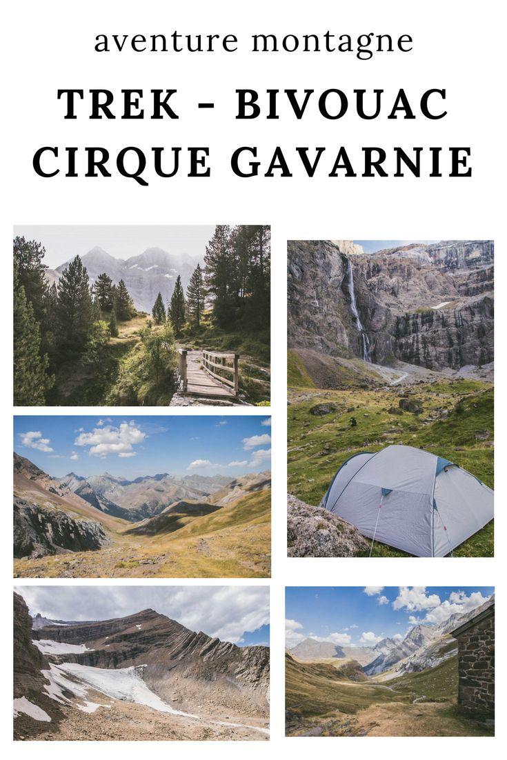 Les plus belles randonnées en montagne : Trek et bivouac dans le Cirque Gavarnie, un des plus des Pyrénées