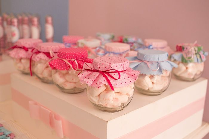 Sweet pink party