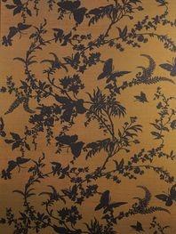 Florence Broadhurst Tropical Flora wallpaper