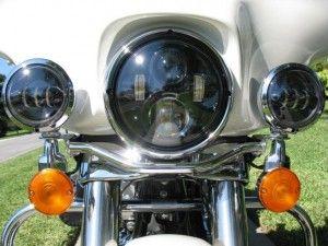 truck lite led headlight harley #LED #AutomotiveLEDs #ProFocos