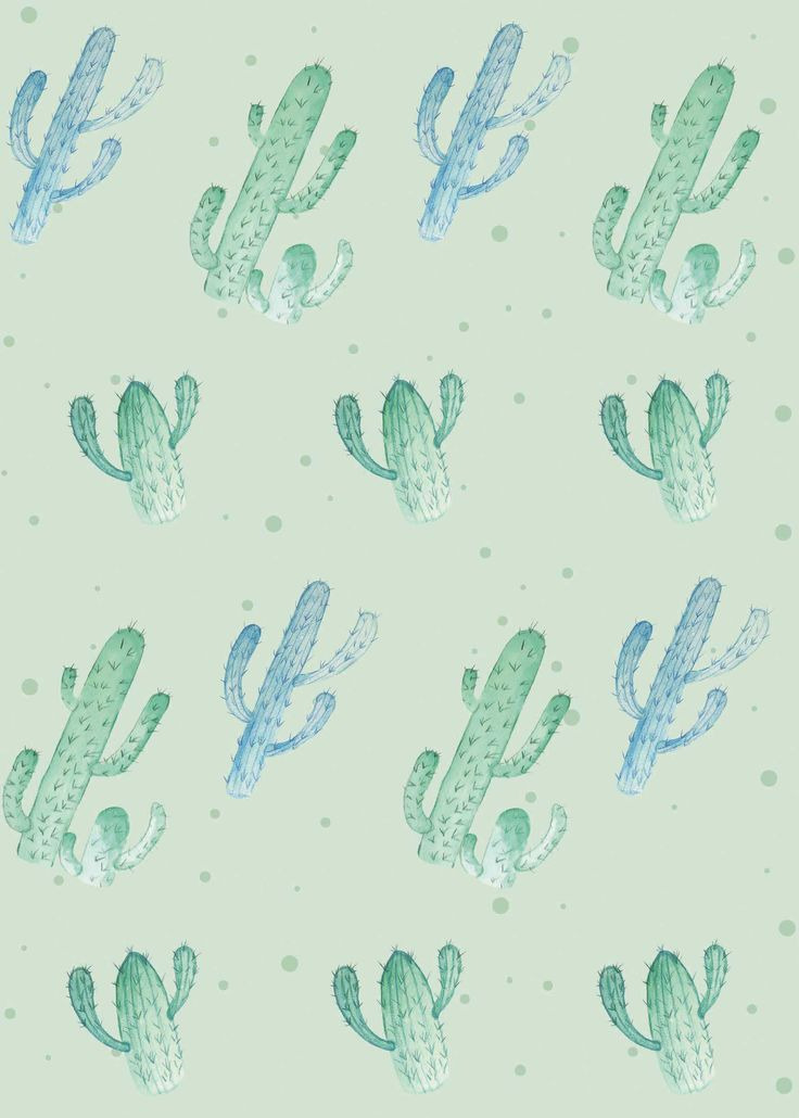 Michilab for Rosa e Turchese Texture cactus verde